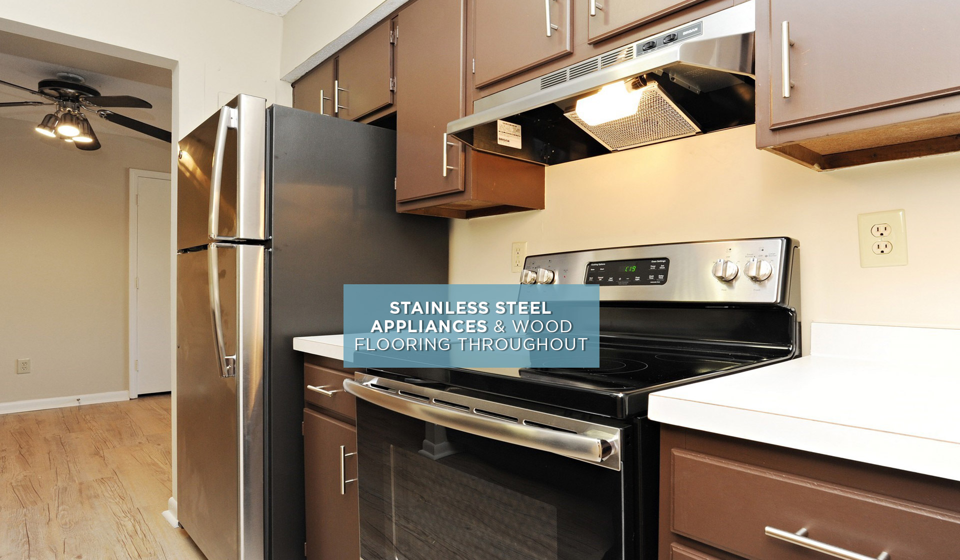 Waterford Village Apartments | Kitchen Interior