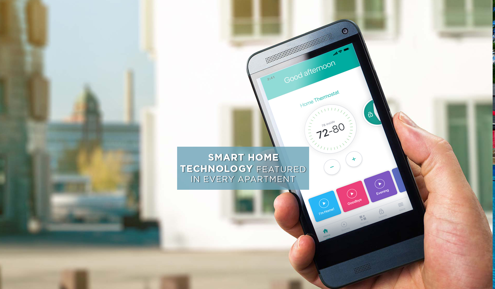 Waterford Village Apartments | Smart Rent Technology